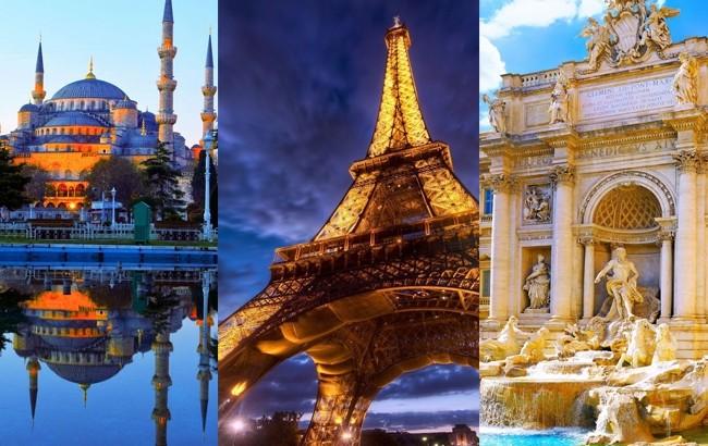 toamna weekenduri Europa